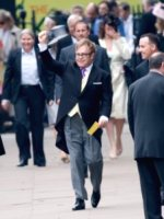 David Furnish, Elton John - Londra - 01-05-2011 - Elton John racconta la storia della sua vita in Rocketman