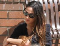 Bronx Mowgli Wentz, Pete Wentz - Beverly Hills - 23-09-2011 - Pete Wentz allo scoperto con Meagan Camper