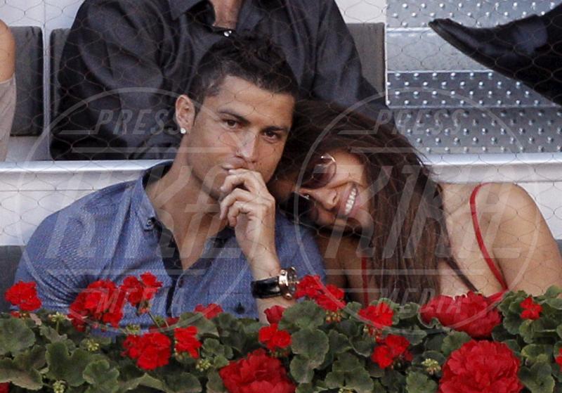 Irina Shayk, Cristiano Ronaldo - Los Angeles - 23-09-2011 - Ti amo ma non ti sposo: le coppie di fatto Vip