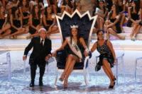 Enzo Mirigliani, Silvia Battisti, Patrizia Mirigliani - Salsomaggiore - 25-09-2007 - E' morto Enzo Mirigliani, patron di Miss Italia
