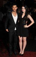Lily Collins, Taylor Lautner - Londra - 26-09-2011 - Zac Efron e Lily Collins di nuovo insieme, a San Valentino