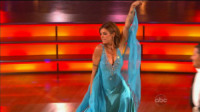 Elisabetta Canalis - Los Angeles - 26-09-2011 - Elisabetta Canalis eliminata da Dancing with the stars