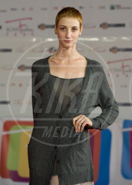 Francesca Inaudi - Roma - 27-09-2011 - I segreti delle dive non sono più coperti…dal vestito