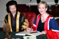 Principessa Anna d'Inghilterra, J.K. Rowling - Edimburgo - 26-09-2011 - Harry Potter 70 anni prima: JK Rowling torna a scrivere