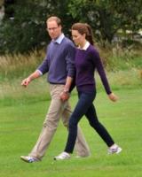 Principe William, Kate Middleton - Edimburgo - 01-08-2011 - Mary di Danimarca, a Caracalla con le Nike! E non è la sola...