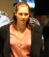 Amanda Knox - Perugia - 27-09-2011 - Cara Delevingne sarà Amanda Knox in The Face of Angel