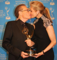 Larry King, Shawn Southwick - New York - 28-09-2011 - Larry King vuole essere criogenizzato