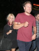 Eric Johnson, Jessica Simpson - Los Angeles - 27-09-2011 - Jessica Simpson aspetta un bambino