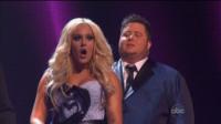 """Lacey Schwimmer, Chaz Bono - Los Angeles - 27-09-2011 - Chaz Bono """"salvato"""" da Cher in Dancing with the stars"""