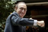 Pippo Baudo - Roma - 03-10-2008 - Pippo Baudo ricoverato per una sospetta ischemia