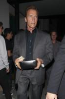 Arnold Schwarzenegger - Los Angeles - 27-09-2011 - Star come noi: il pasto si porta da casa