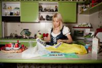 Maria Giovanna Elmi - Roma - 24-09-2011 - Maria Giovanna Elmi, un diavolo in cucina