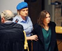 Amanda Knox - Perugia - 03-10-2011 - Amanda Knox parla della sua nuova vita