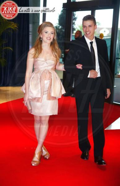 Hunter Johansson, Scarlett Johansson - Washington - 06-05-2011 - Scarlett Johansson, 33 anni in bellezza e successi
