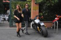 Fabrizio Corona, Belen Rodriguez - Milano - 06-10-2011 - La trasformazione di Andrea Iannone in... Fabrizio Corona!