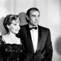 Diane Cilento, Sean Connery - Los Angeles - 01-01-1967 -  E' morta l'ex moglie di Sean Connery, Diane Cilento