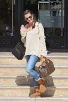 Lea Michele - Los Angeles - 07-10-2011 - Lea Michele ha cambiato cognome per il bullismo