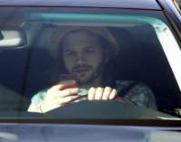 Ashton Kutcher - Los Angeles - 10-10-2011 - Gli smartphone influenzeranno l'evoluzione dell'uomo