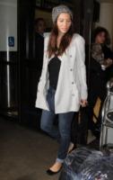 Jessica Biel - Los Angeles - 11-10-2011 - Justin Timberlake ha scambiato effusioni con Jessica Biel alla premiere di In Time