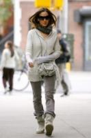Sarah Jessica Parker - Los Angeles - 07-02-2011 - Il cardigan ritorna dagli Anni Ottanta con furore