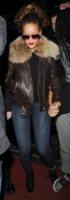 Rihanna - Londra - 13-10-2011 - Rihanna al night club con Matt Kemp