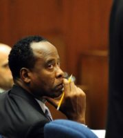 Conrad Murray - Los Angeles - 12-10-2011 - L'accusa vuole Conrad Murray in prigione