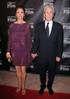 Catherine Zeta Jones, Michael Douglas - Santa Barbara - 13-10-2011 - L'anello nuziale di Catherine Zeta-Jones è tornato al suo posto
