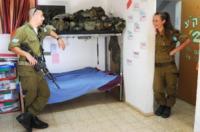 Soldatessa - 30-03-2011 - Havat: la base di Miss Haifa dove comandano le donne (vestite)