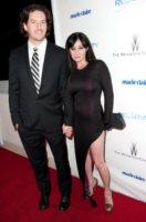 Kurt Iswarienko, Shannen Doherty - Beverly Hills - 20-01-2011 - Shannen Doherty si e' sposata per la terza volta