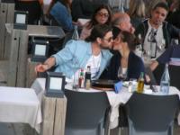 Chris Hemsworth, Elsa Pataky - Barcellona - 16-10-2011 - Chris Hemsworth ed Elsa Pataky aspettano il primo figlio