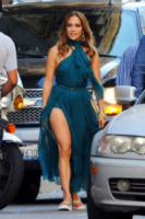 Jennifer Lopez - Los Angeles - 23-08-2011 - Carmen Sandiego al cinema col volto di Jennifer Lopez