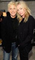 """Ellen DeGeneres, Portia De Rossi - Los Angeles - 16-10-2011 - Ellen DeGeneres nel mirino di """"un milione di mamme"""" per il contratto con JC Penney"""