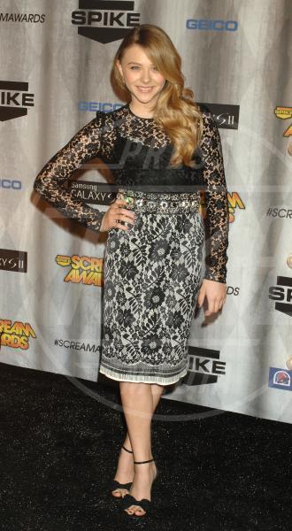 Chloe Grace Moretz - Universal City - 16-10-2011 - Kristen Stewart e Chloe Grace Moretz, bellezze a confronto