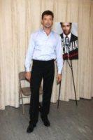 Hugh Jackman - New York - 18-10-2011 - Hugh Jackman sempre più magro a Broadway