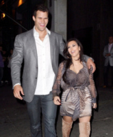 Kris Humphries, Kim Kardashian - New York - 20-10-2011 - Kris Humphries farà biscotti con sua madre in tv