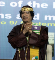 Muhammar Gheddafi - Sirte - 20-03-2011 - Roberto Saviano, una serie tv sulla vita di Gheddafi