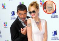 Antonio Banderas, Melanie Griffith - Miami - 21-10-2011 - Melanie Griffith chiede il divorzio da Antonio Banderas