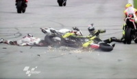 Marco Simoncelli - Sepang - 23-10-2011 - Superbike: Andrea Antonelli è morto a Mosca