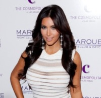"Kim Kardashian - Las Vegas - 22-10-2011 - Kim Kardashian si difende: ""Mi sono sposata per amore"""