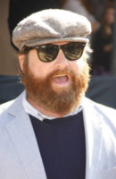 Zach Galifianakis - Los Angeles - 23-10-2011 - Will Ferrell diventa Bacco per festeggiare a New Orleans