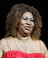 Aretha Franklin - Hollywood - 17-03-2010 - Aretha Franklin torna a cantare… a un matrimonio