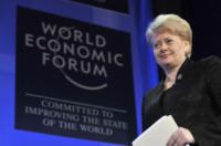Lituania, Dalia Grybauskaite - Bruxelles - 11-05-2010 - 8 marzo: donne al comando, il sesso 'debole' al potere
