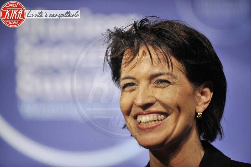 Svizzera, Doris Leuthard - Washington - 13-04-2010 - 8 marzo: donne al comando, il sesso 'debole' al potere