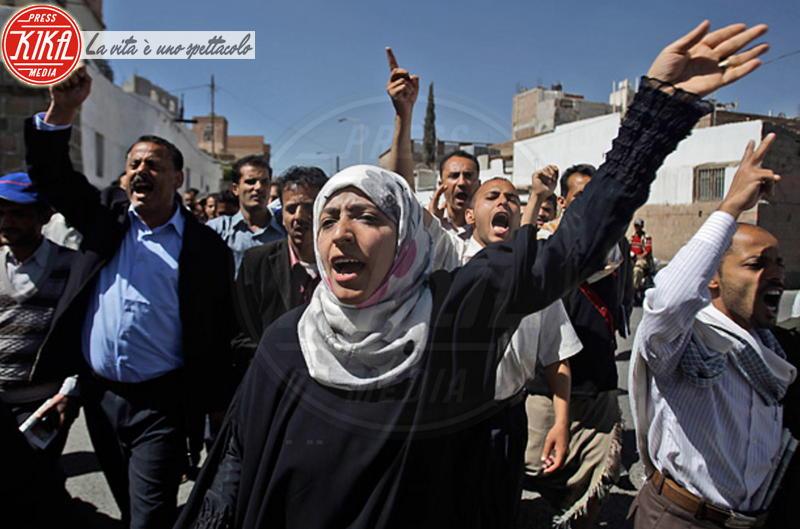 Tawakul Karman - Oslo - 07-10-2011 - 8 marzo: donne al comando, il sesso 'debole' al potere