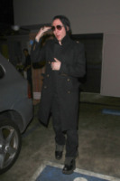 Marilyn Manson - Los Angeles - 24-10-2011 - Johnny, Ozzy, Steven… non perdono lo smalto!