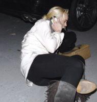 Lindsay Lohan - Venice - 25-10-2011 - Lindsay Lohan ha trovato l'origine dei suoi demoni: Los Angeles