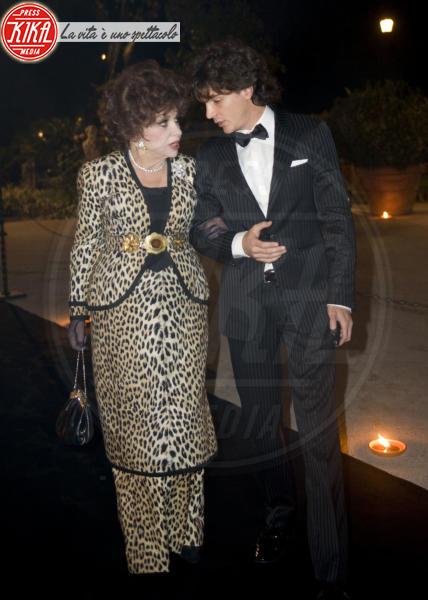 Gina Lollobrigida - Roma - 29-10-2011 - Il leopardo non si ammaestra, si indossa