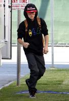 Justin Bieber - Beverly Hills - 28-10-2011 - Justin Bieber farà il test del dna e farà causa alla sua accusatrice