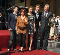 kids Miles Robbins, Jack Robbins, Eva Amurri, Susan Sarandon, Tim Robbins - Hollywood - 10-10-2008 - Eva Amurri si è sposata