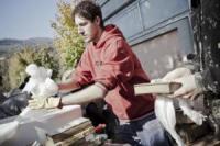 volontari - Aulla - 31-10-2011 - Da Genova al Vajont, quando acqua significa morte